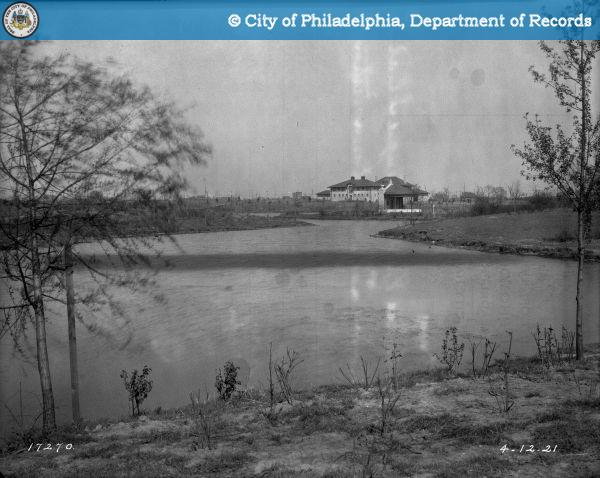 The Olmsted Brothers Artificial Nature South Philadelphia S League Island F D R Park