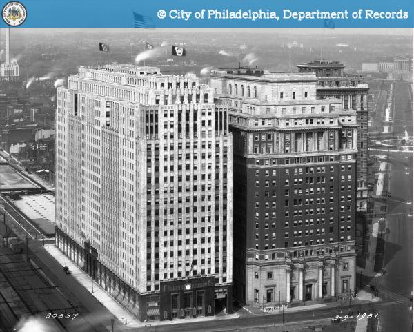 The Pennsylvania Railroads Philadelphia Improvements Part I